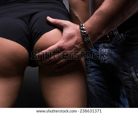 sex lovers - stock photo