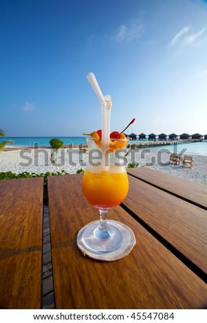 Sex on the Beach! - stock photo