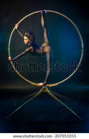 Acrobat Stock Photos Images Amp Pictures Shutterstock