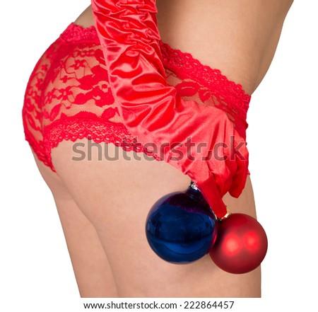 Butt And Balls