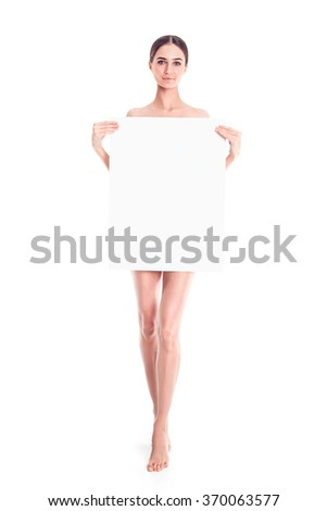 Sexy naked girl posters