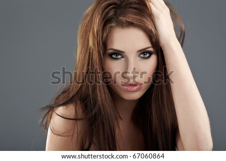 Sexy woman - stock photo