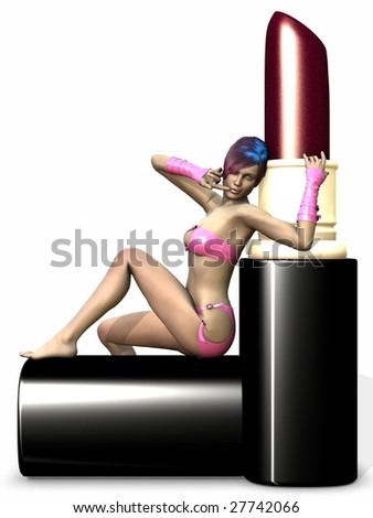 Sexy Women - stock photo