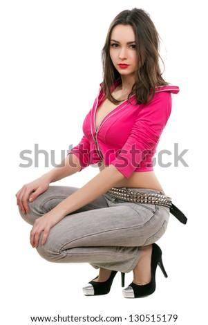 Pink Ladies Jacket Banco de imágenes. Fotos y vectores libres de