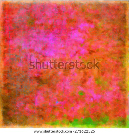 shabby paint and plaster cracks grunge color background