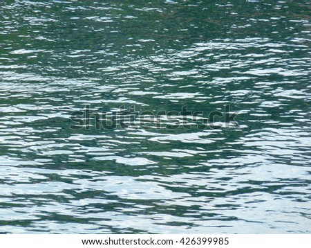 shallow water waves in the sea