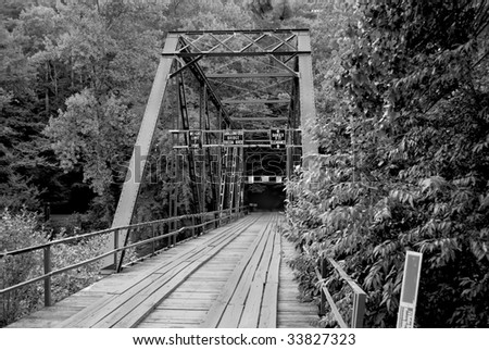 Shallowford bridge