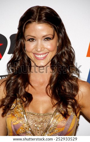 Shannon Elizabeth at the 19th Annual Race To Erase MS held at the Hyatt Regency Century Plaza in Los Angeles, California, United States on May 18, 2012.