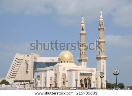 Radibon Blu Hotel Dubai Media City Dubai United Arab Emirates