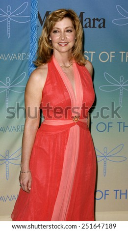 Sharon Lawrence attends Women In Film Presents The 2007 Crystal and Lucy Awards held at the Beverly Hilton Hotel in Beverly Hills, California, California, on June 14, 2006.  - stock photo
