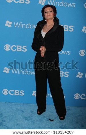 Sharon Osbourne at the CBS 2012 Fall Premiere Party, Greystone Manor, West Hollywood, CA 09-18-12