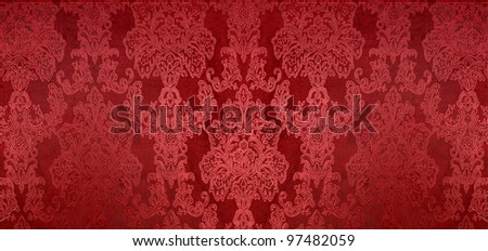 sharp red textured background - stock photo
