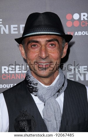 "Shaun Toub at the ""Kennedys"" World Premiere, Academy of Motion Picture Arts and Sciences, Bevrly Hills, CA. 03-28-11"