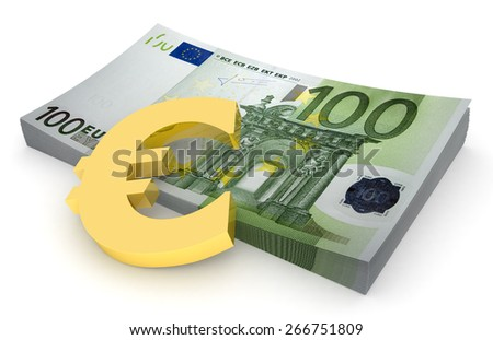 Sheaf of euro