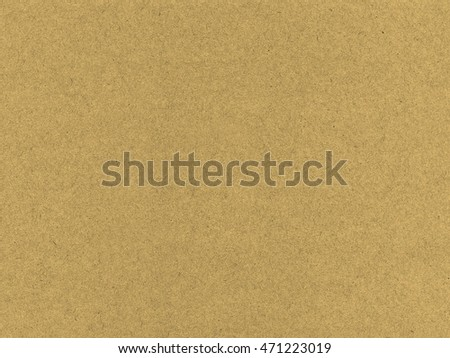 Sheet of brown paper cardboard useful as a background vintage sepia