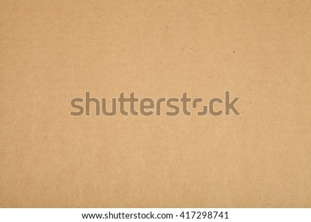 Sheet of cardboard. Background and texture. Construction concept - stock photo