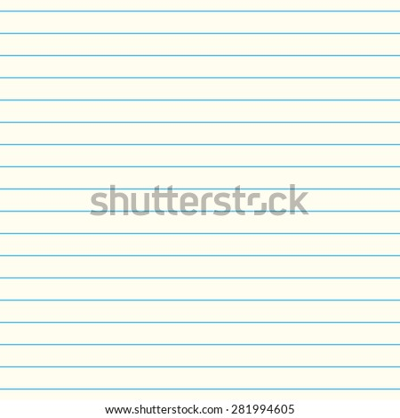 sheet of paper for school letter pattern, seamless background