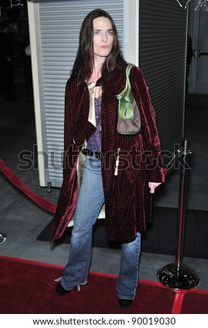 "Sheila Kelley at the Los Angeles premiere of ""The Air I Breathe"" at the Arclight Theatre, Hollywood. January 15, 2008  Los Angeles, CA Picture: Paul Smith / Featureflash"