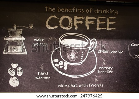 SHENZHEN, CHINA-JAN 22: Pacific Coffee interior on January 22, 2015. Pacific Coffee Company is a Pacific Northwest U.S.- style coffee shop group originating from Hong Kong - stock photo