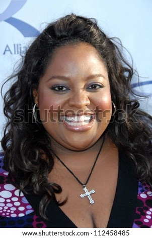 Sherri Shepherd at the 6th Annual Comedy For A Cure Benefit hosted by the Tuberous Sclerosis Alliance. The Music Box Theatre, Hollywood, CA. 04-01-07 - stock photo