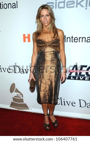 Sheryl Crow at the Salute To Icons Clive Davis Pre-Grammy Gala. Beverly Hilton Hotel, Beverly Hills, CA. 02-07-09