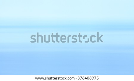 Shetland Isles Coastline.  An abstract panned long exposure shot of the Shetland Isles coastline taken at dusk at the end of a misty day. - stock photo