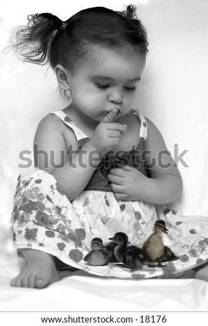 shhh little ducky