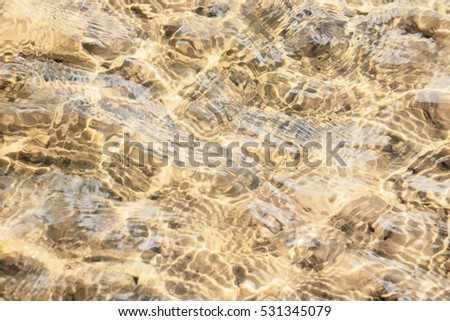 shine natural texture background abstract water surface