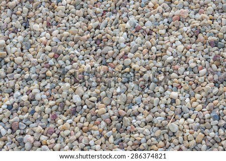 Shingle background - stock photo