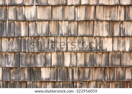 shingle cover texture - stock photo