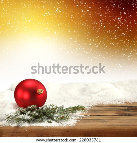 shiny background of holiday and xmas time  - stock photo
