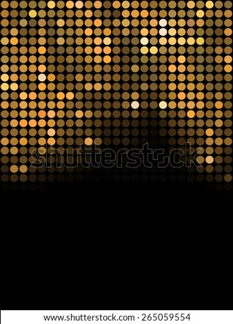 Shiny background sequins template your design stock illustration shiny background with sequins template for your design can be used for business cards colourmoves