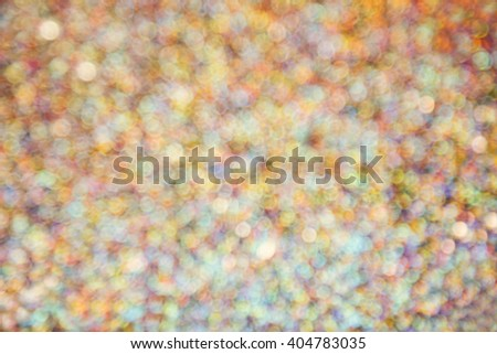 Shiny colorful colorful blurred background. The texture. - stock photo