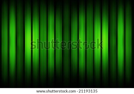 Shiny glass bars - stock photo