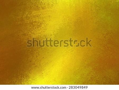 shiny gold textured background - stock photo