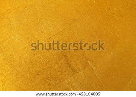 shiny golden background texture. - stock photo