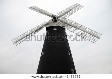 Shirley Windmill in Croydon, England - stock photo