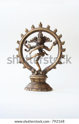 Shiva - stock photo
