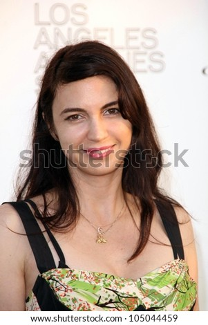 Shiva Rose at the 14th Annual Los Angeles Antiques Show Benefitting P.S. Arts. Barker Hanger, Santa Monica, CA. 04-22-09