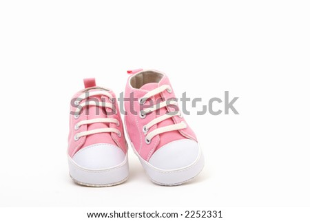 Shoes for a little girl