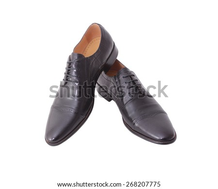 Shoes for men - stock photo