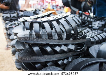 shoes made car tires stock photo 573695257 shutterstock. Black Bedroom Furniture Sets. Home Design Ideas