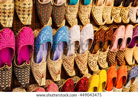 Shoes made in Dubai