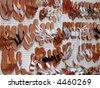 Shoes shop - stock photo