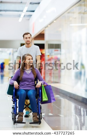 Shoppers - stock photo
