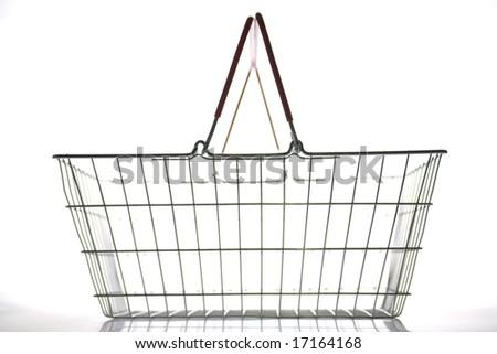 Shopping Basket - stock photo