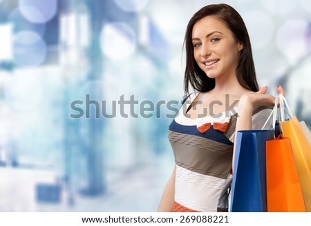 Shopping, Women, Retail.