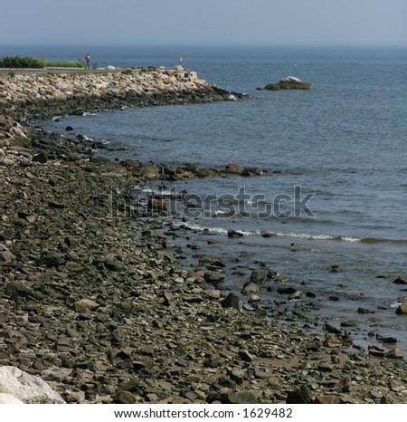 Shoreline - stock photo