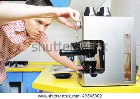 saeco odea espresso machine