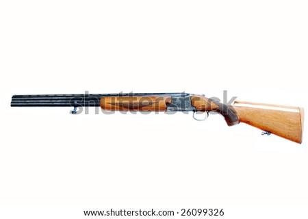shotgun - stock photo
